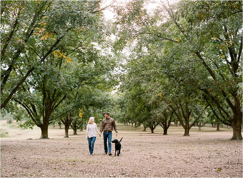 Anna_Shackleford_Southern_Wedding_Engagement_Pecan_Field_Albany_0005