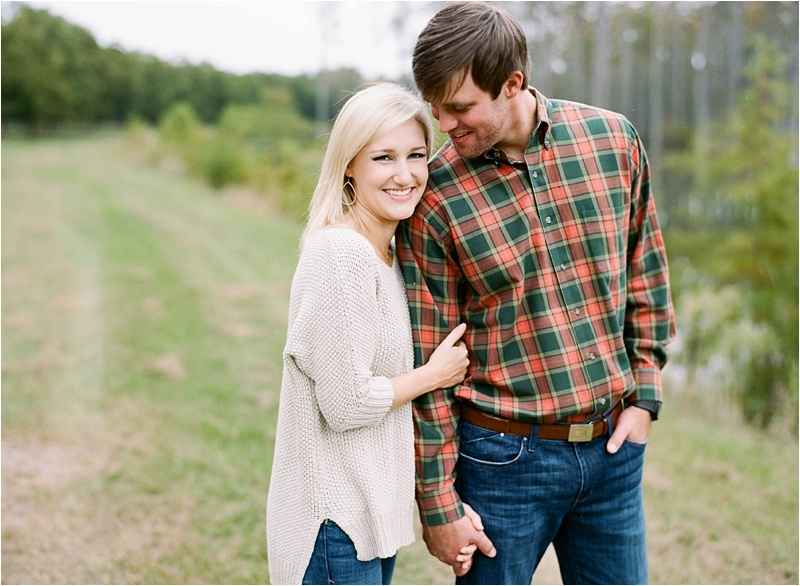 Anna_Shackleford_Southern_Wedding_Engagement_Pecan_Field_Albany_0007