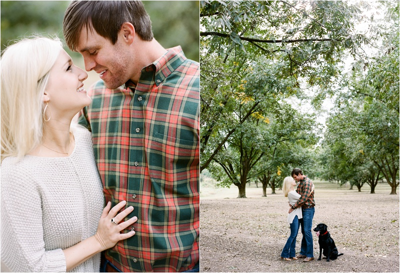 Anna_Shackleford_Southern_Wedding_Engagement_Pecan_Field_Albany_0008