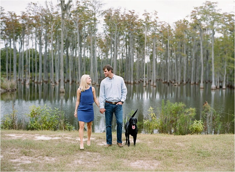 Anna_Shackleford_Southern_Wedding_Engagement_Pecan_Field_Albany_0011