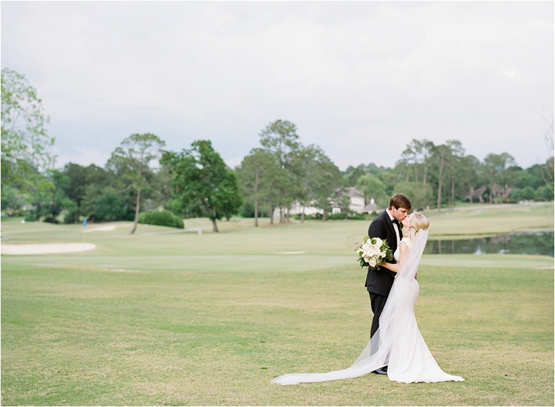 Valdosta Country Club Wedding