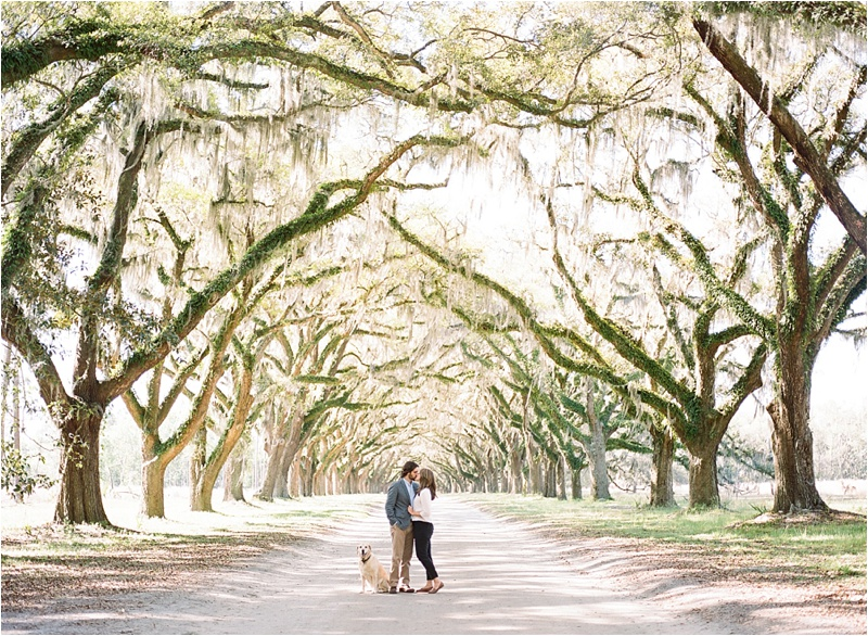 Wormsloe Plantation Family Portraits